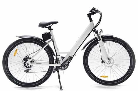 electric bicycle for rent
