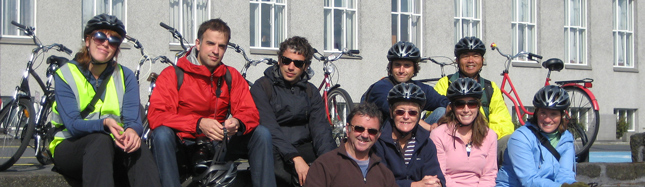 Reykjavik bicycle tours and bicycle rentals
