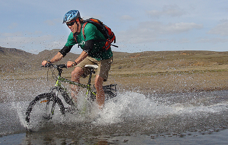 Mountain Bike Tours in Iceland