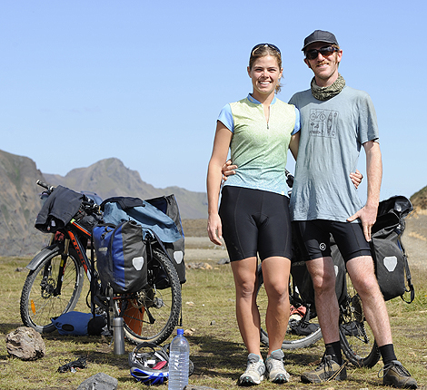 Touring bikes for Iceland - touring bikes for rent