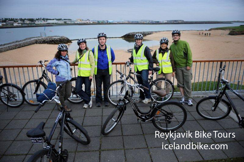 Bicycle Tours Reykjavik