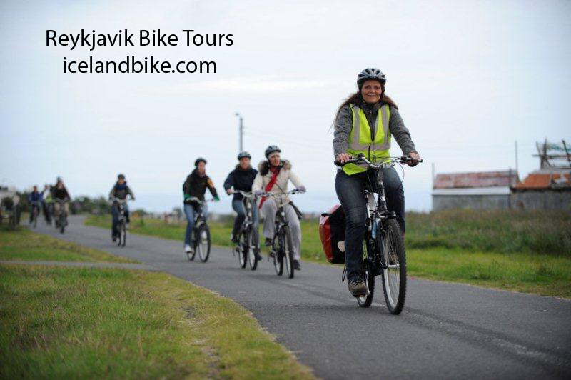 Coast of Reykjavik Bicycle Tour - Reykjavik Bike Tours