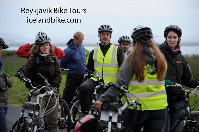 Reykjavik Bicycle Tours